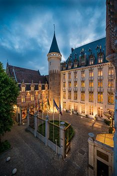 Hotel Dukes' Palace Hotel - Bruges - Belgium - With 165 guest reviews