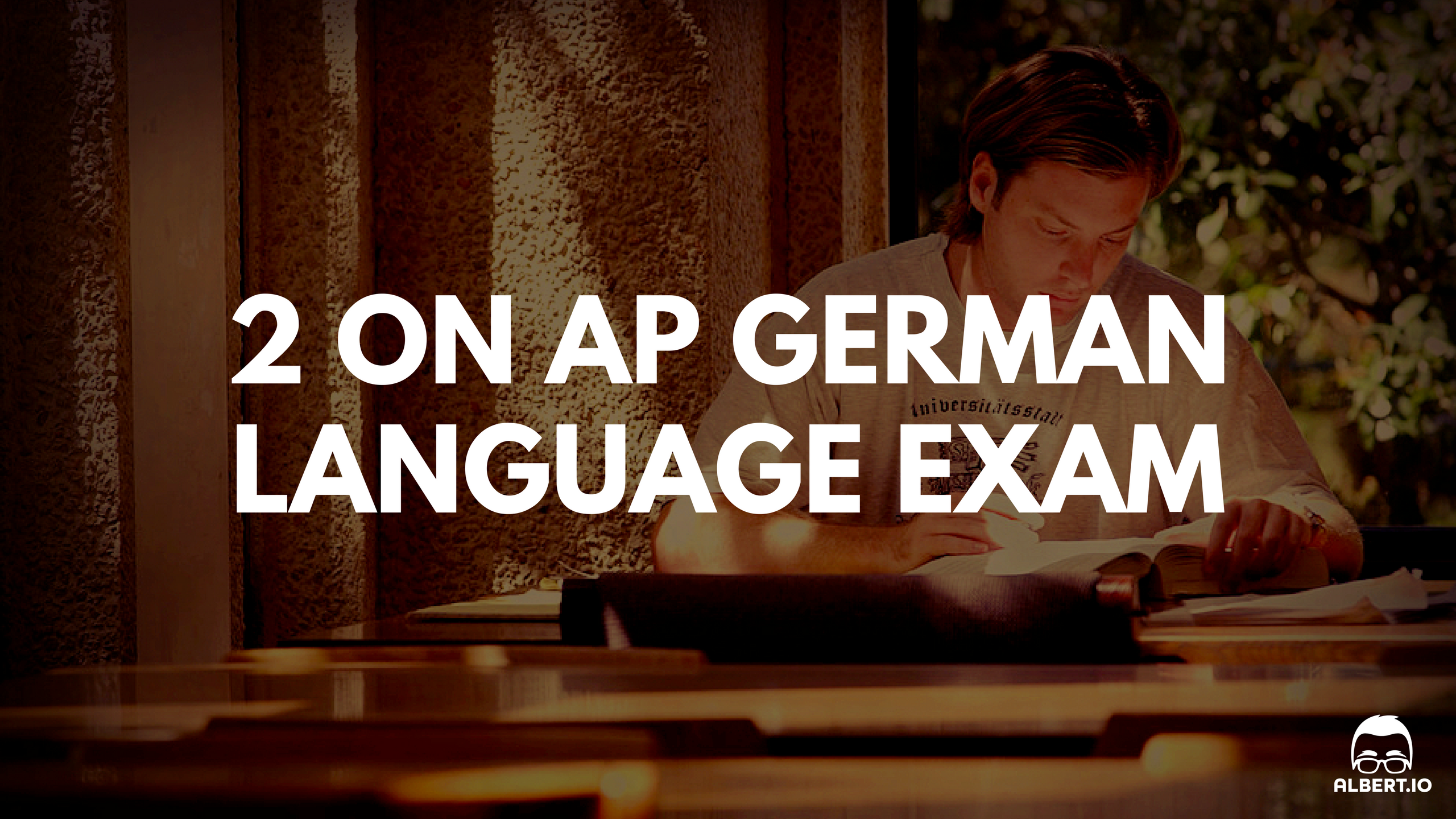 2 On Ap German Language How To Retake Improve And Pass