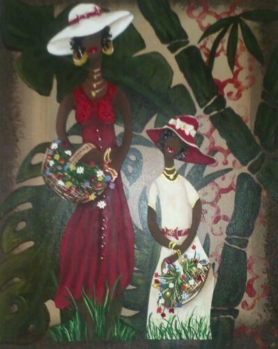 Idea by Rose M on ARTIST: CARIBBEAN ISLANDS | Christmas ...