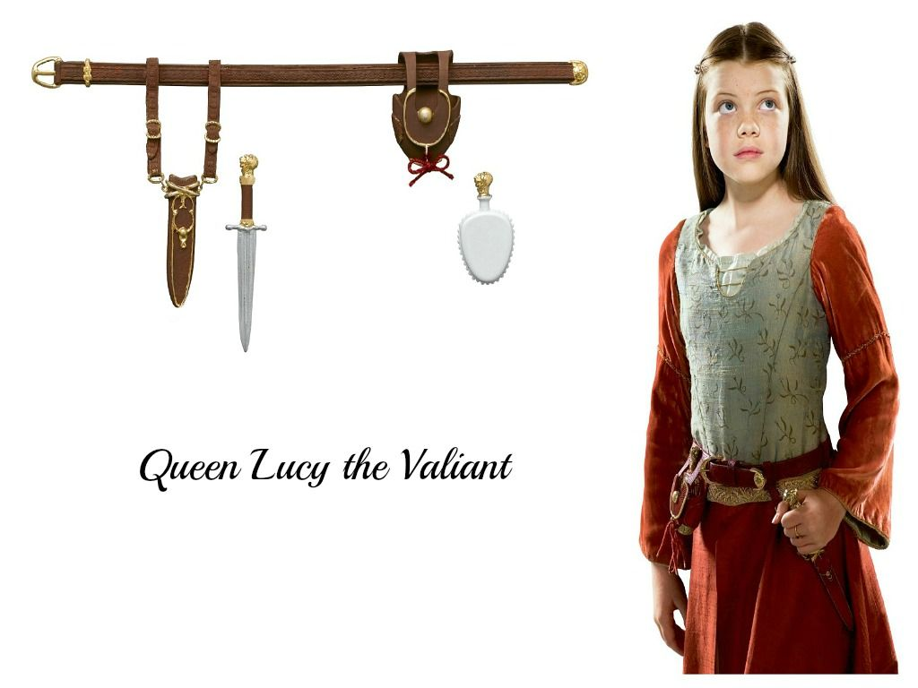 Chronicles of Narnia Susan & Lucy Barbie Costumes | Lucy pevensie ...