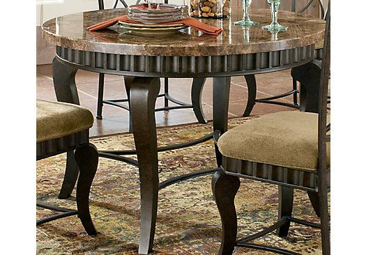 Shop For A Spring Valley Dining Table At Rooms To Gofind Dining Magnificent Rooms To Go Dining Room Set Inspiration