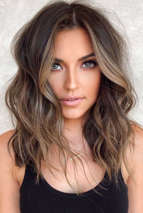 Photo of Gorgeous Hair Color Ideas That Worth Trying – Chocolate brown beachy