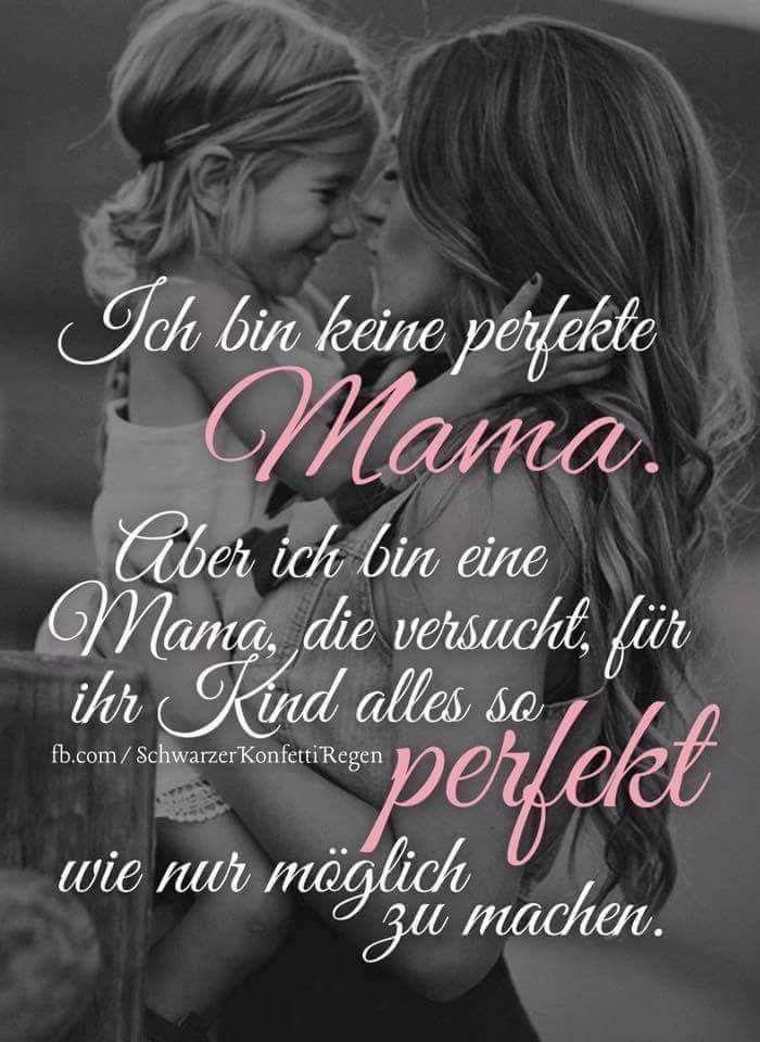 Mama Sein Mit Unendlicher Liebe Mama Zitate Spruche Tochter
