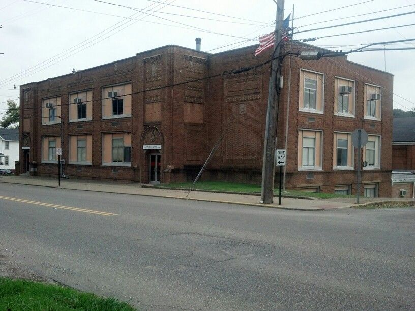 Old David Anderson High School In Lisbon Ohio This Is Where I And