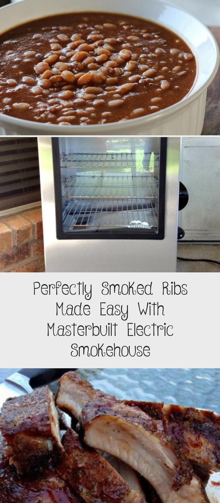 Looking For Masterbuilt Smoker Recipes These Smoked Ribs Are Amazing And So Eas In 2020 Smoked Ribs Recipes Moose Meat Recipes
