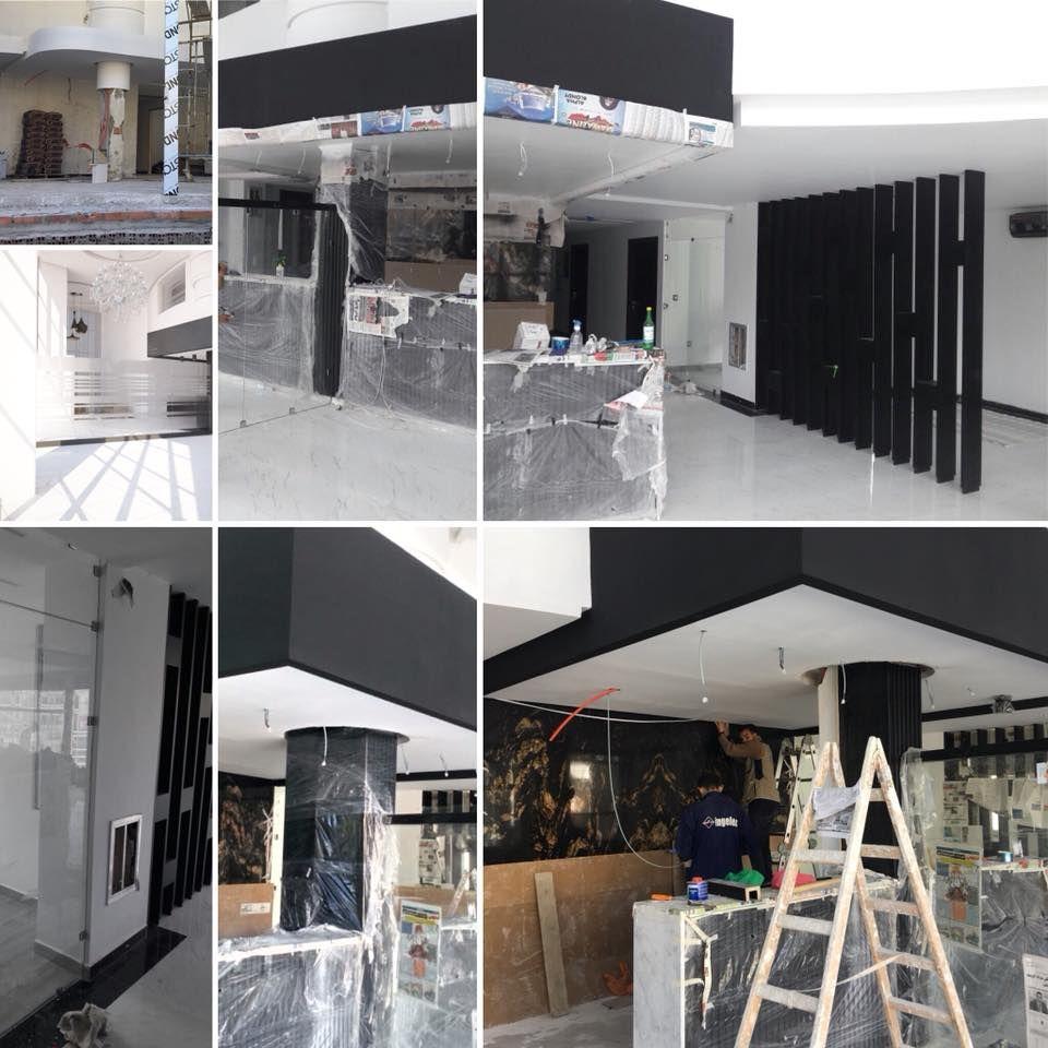 Amenagement D Espace De Travail Faux Plafonds Studio V14 Amenagement D Espace Deco Studio Faux Plafond