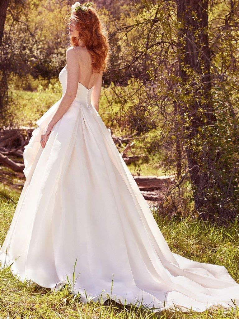 Bianca Maggie Sottero wedding dress. The Bride Guide; Styling your ...