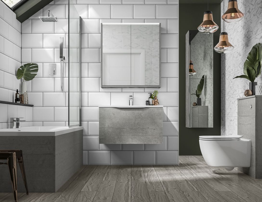 modular bathroom furniture bathrooms. Halo Modular Bathroom Furniture From Utopia Bathrooms. Bathrooms A