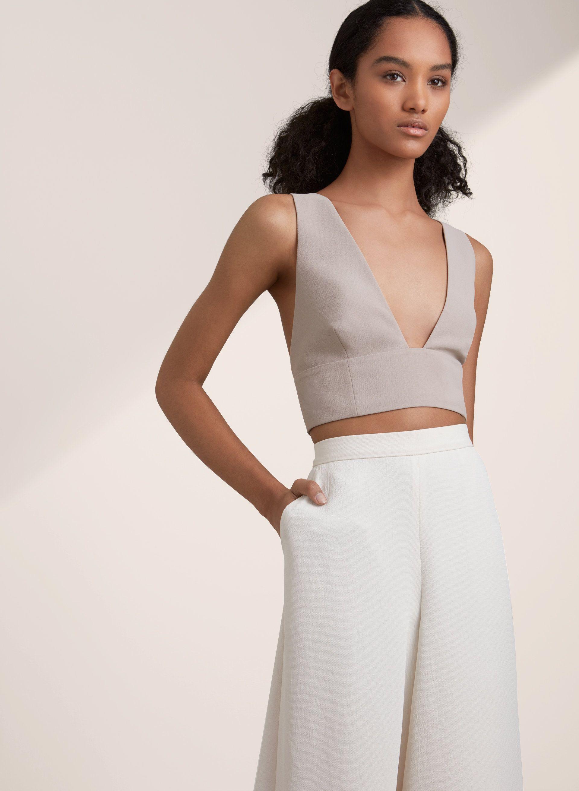 e8032095572da9 Wilfred GERLAND TOP   Aritzia   Eyeing in 2019   Fashion, Tops, Outfits