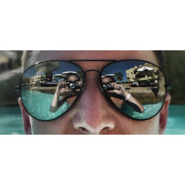 Cool Reflection In Sunglasses Sunglasses Reflection