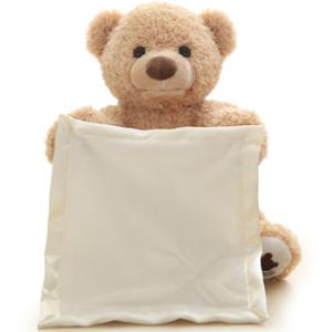 Peek-A-Boo Teddy Bear 50% OFF - Peek-A-Boo Teddy B