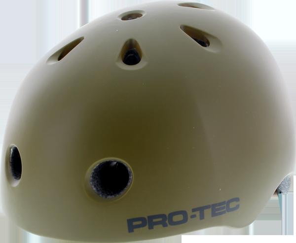 Protec Street Lite Army Grn M Helmet Cpsc Skateboard Helmet Helmet Skates For Sale