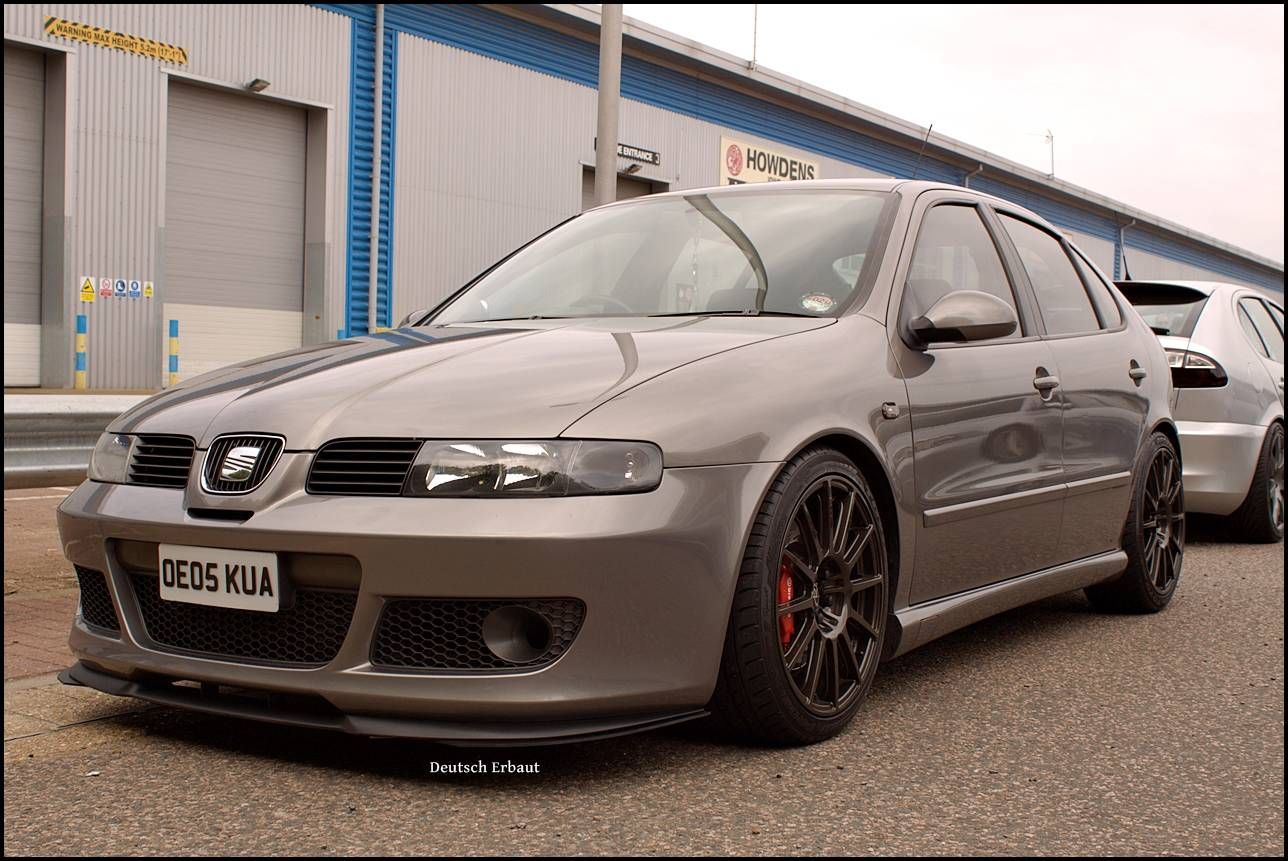 2005 seat leon cupra r 39 1 8 turbo 39 owned by erdal enver. Black Bedroom Furniture Sets. Home Design Ideas
