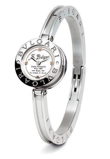 7d7cd3a29a95 Reloj mujer  reloj acero - Bulgari - Relojes  reloj mujer - accesorios -  mini relojes en 2019