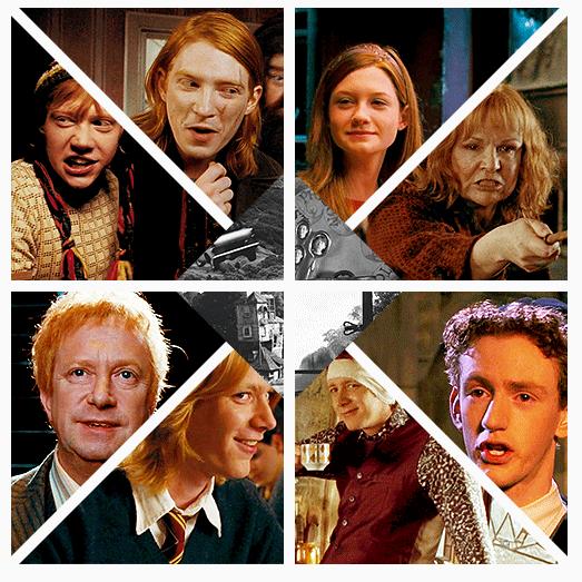 The Weasleys Harry Potter Universal Harry Potter Love Harry Potter Fandom