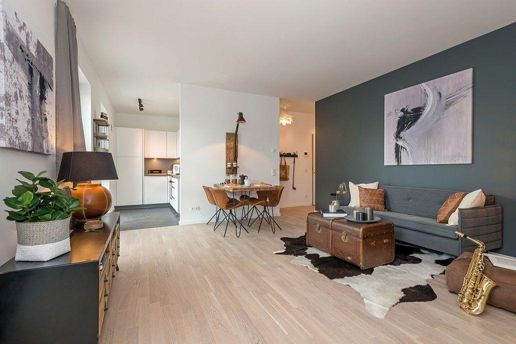 Budapester Höfe | Wohnraum, Wohnen, Wohnzimmer, Esszimmer, Offene Küche,  Neubau,