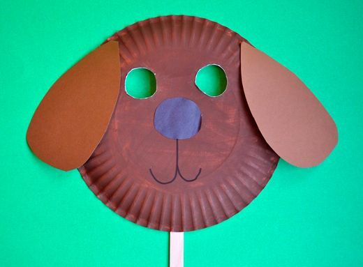 Puppy Mask | PBS KIDS Sprout | Crafts | Pinterest | Pbs kids ...
