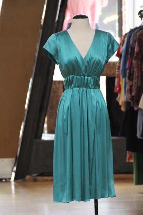 Chaiken Silk Dress