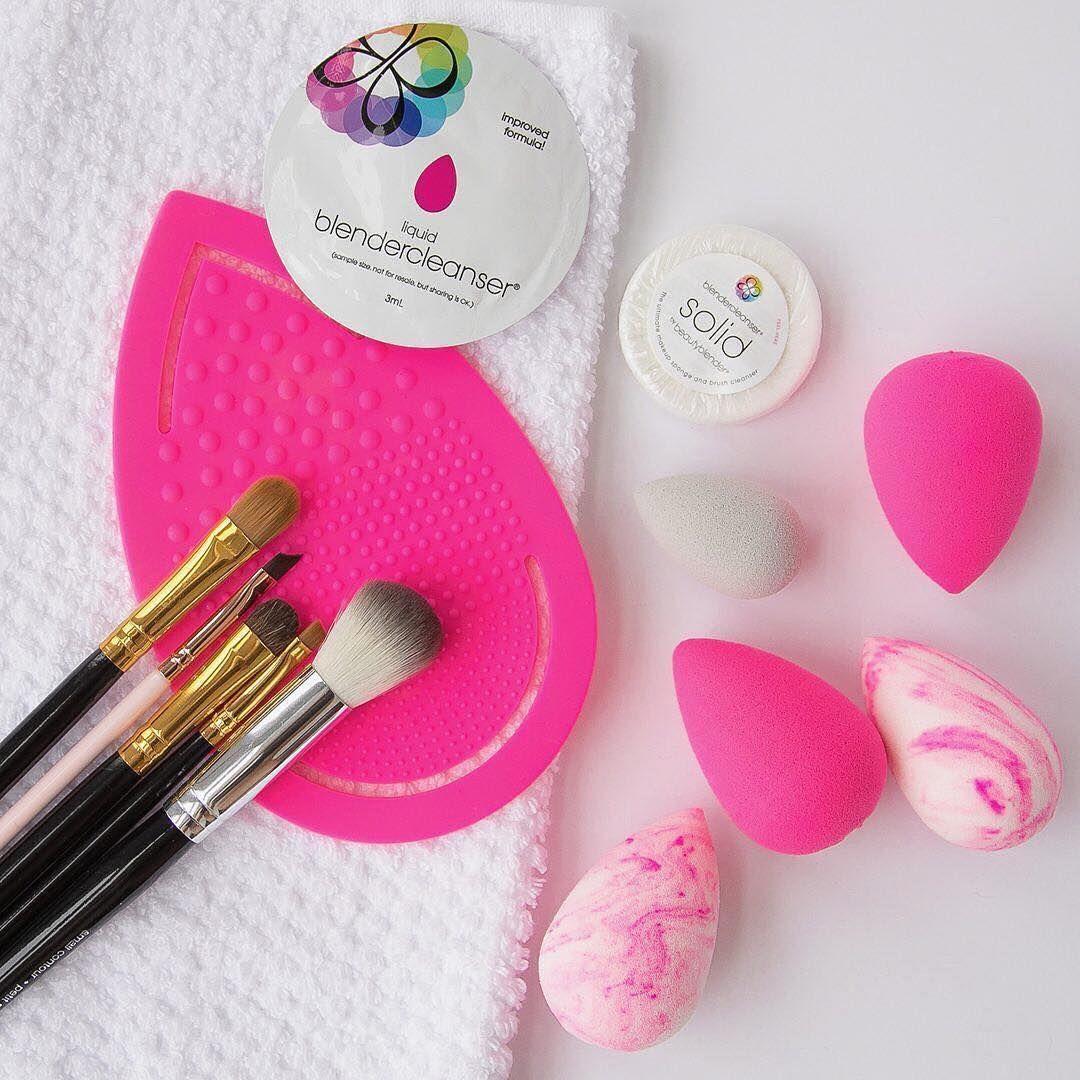 Como Limpiar Tu Beauty Blender Solid Limpiar Maquillaje Jabones