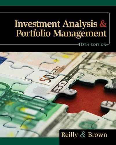 Analysis and Portfolio Management (with Thomson ONE - Business - investment analysis