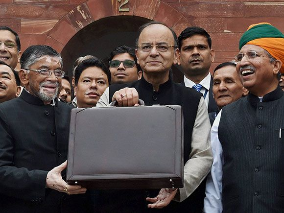 Union budget for 2017
