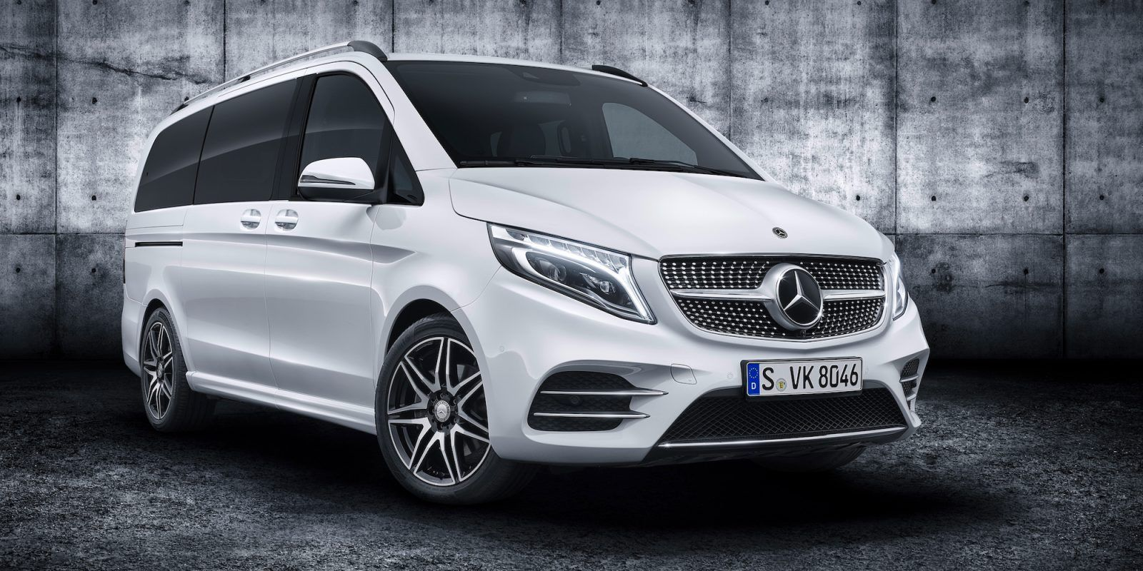 Mercedes Benz To Unveil All Electric Concept Mpv Family Van In Geneva Slated For 2022 Debut Mercedes Benz Vans Mercedes Benz Mercedes