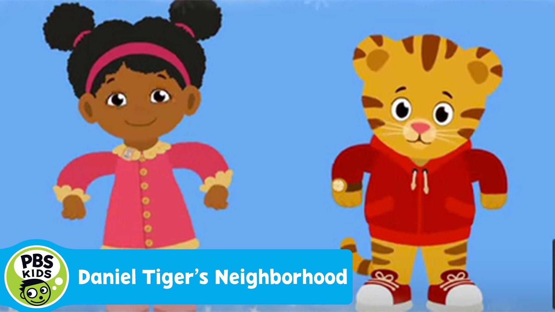 DANIEL TIGER\'S NEIGHBORHOOD | Stomp Three Times | PBS KIDS ...
