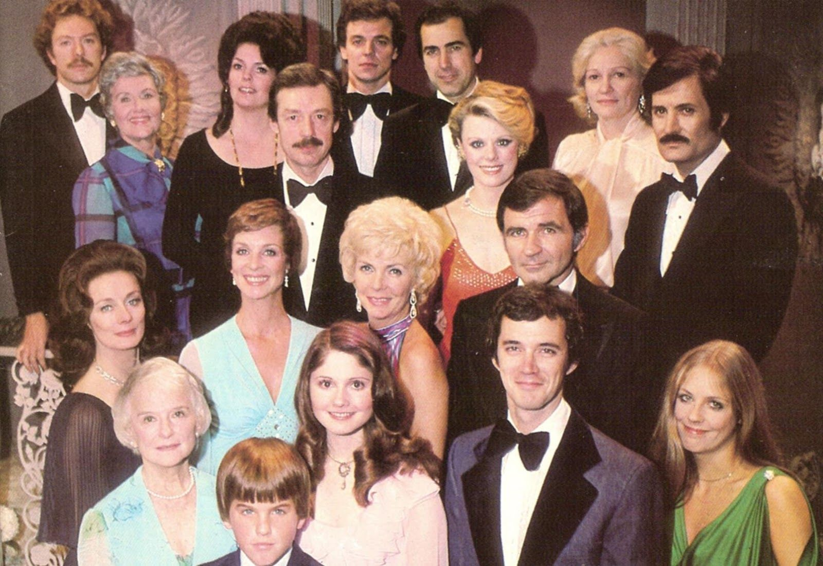 Soap Opera Stars from Love of Life Love Of Life Cast