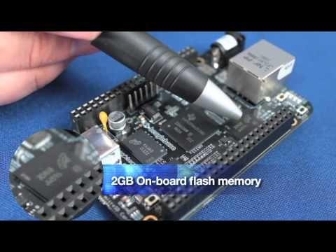 Pin By Mouser Electronics On Videos Beaglebone Black