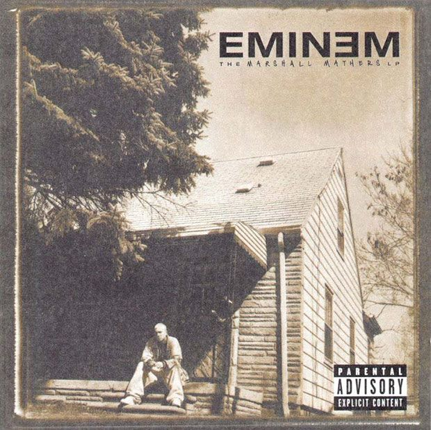 Eminem S The Marshall Mathers Lp 2 Cover Art The Marshall
