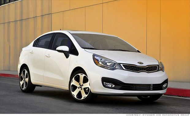 Pin By Acehseulang A On Cheapcars In 2020 Kia Rio Sedan Best