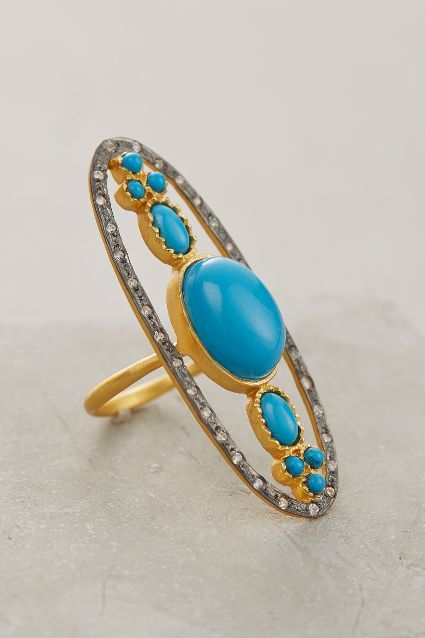 Omorose Ring - anthropologie.com #anthrofave