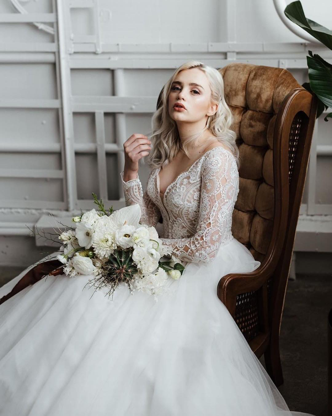 Mallory Dawn By Maggie Sottero Wedding Dresses Chic Wedding