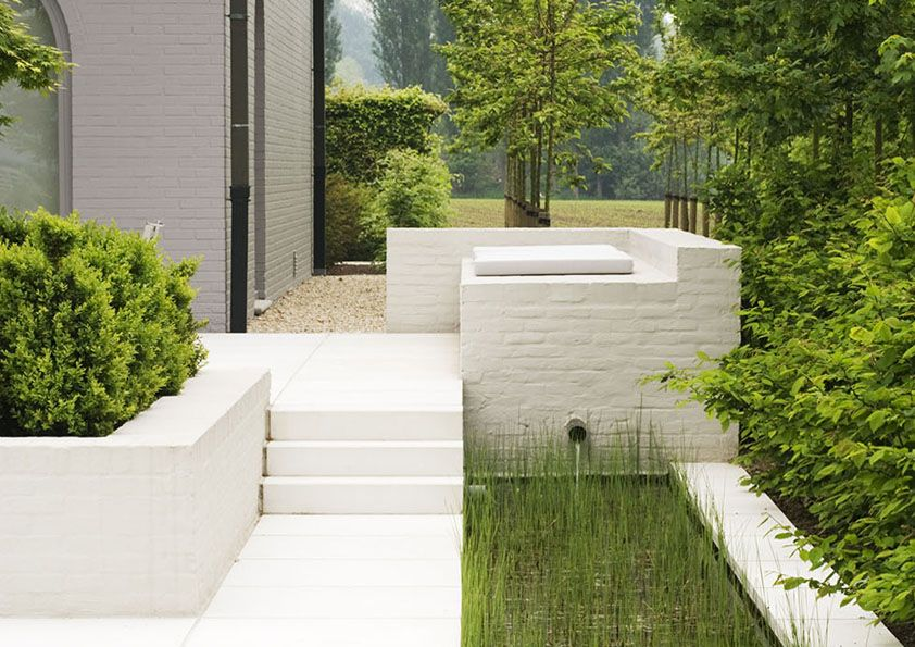 Realisaties tuinarchitectuur kristof swinnen outdoor
