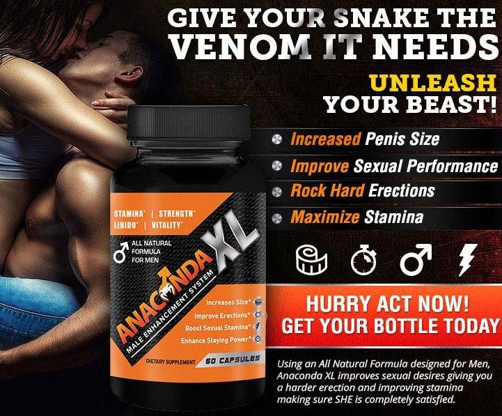 Anaconda XL Benefits And Claims: