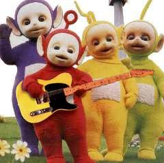 Telecasterteletubbies