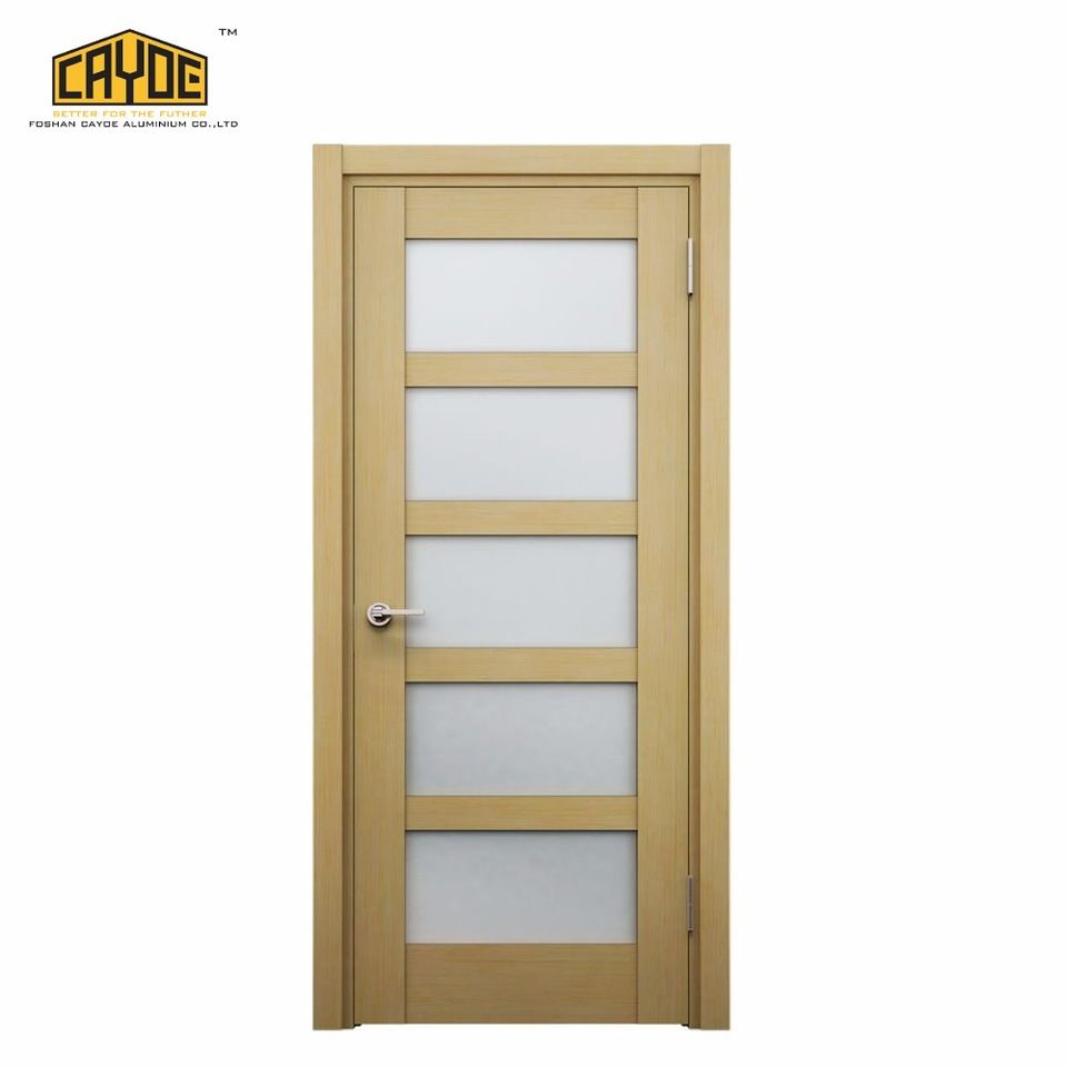 Modern aluminum entry door bedroom door design sliding doors ...