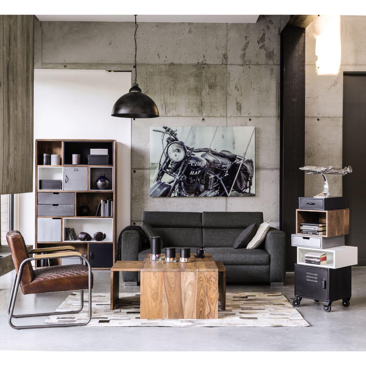 Découvrez la collection meubles & décoration 2016 Maisons du Monde ...