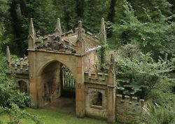 Renishaw Hall, a stately home in Derbyshire, England, built in 1625