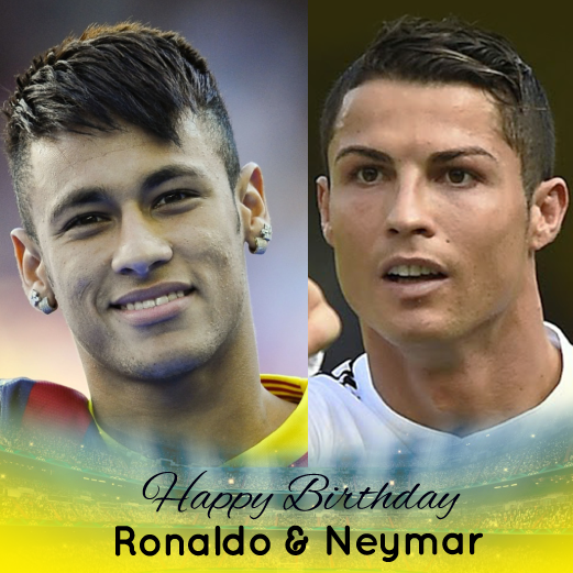 Here S Wishing A Very Happybirthday To The Football Prodigies