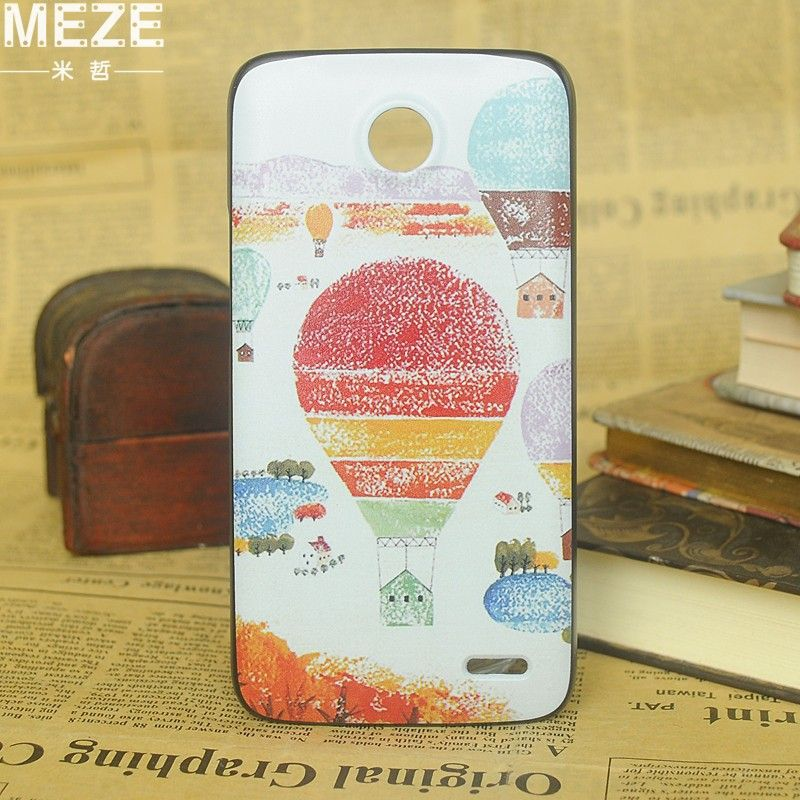latest luxury high end various vogue patttern colorful painting plastic brand hard case cover for lenovo a820 black side-in Phone Bags & Cases from Phones & Telecommunications on Aliexpress.com