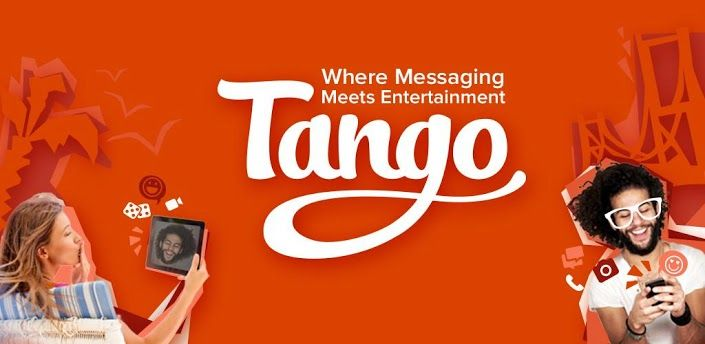 Tango For PC & MAC A Mobile Chat Aplication Tango