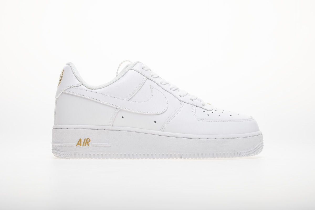 Nike Air Force 1 Low Crest Logo AA4083 102 Shoes 3 | Nike