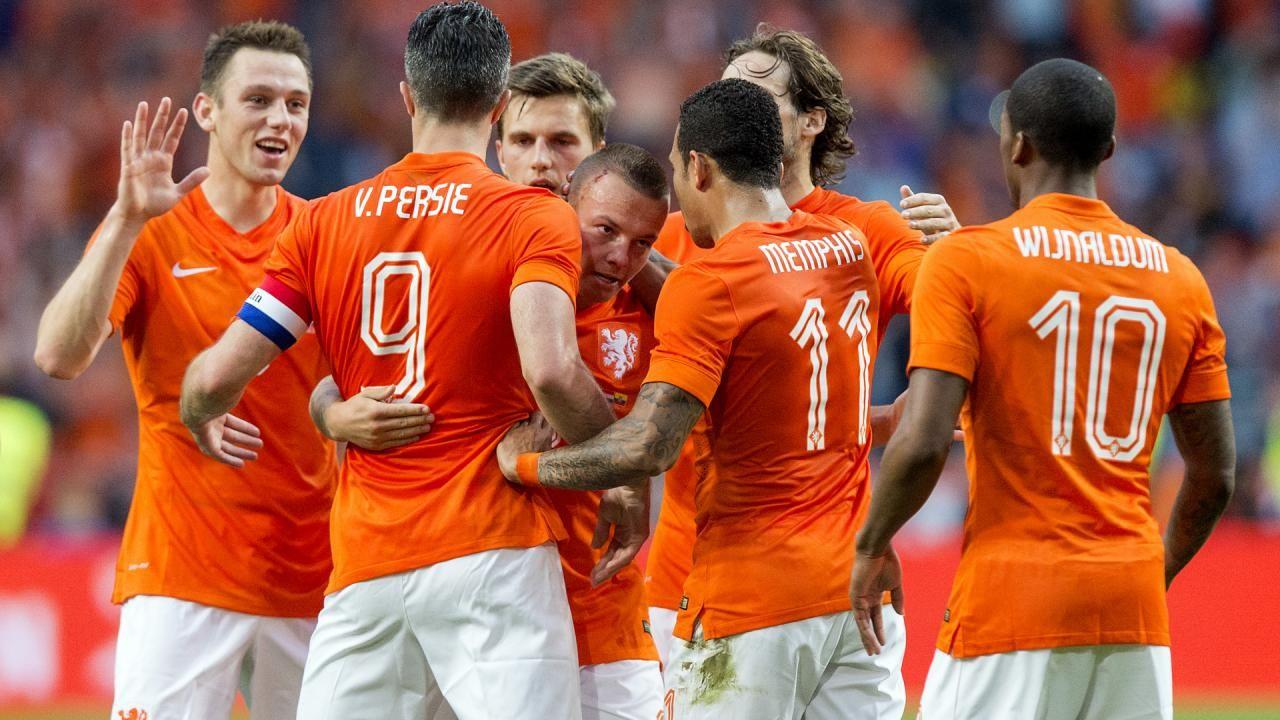Nederlands elftal Voetbal, Sport, Nederland