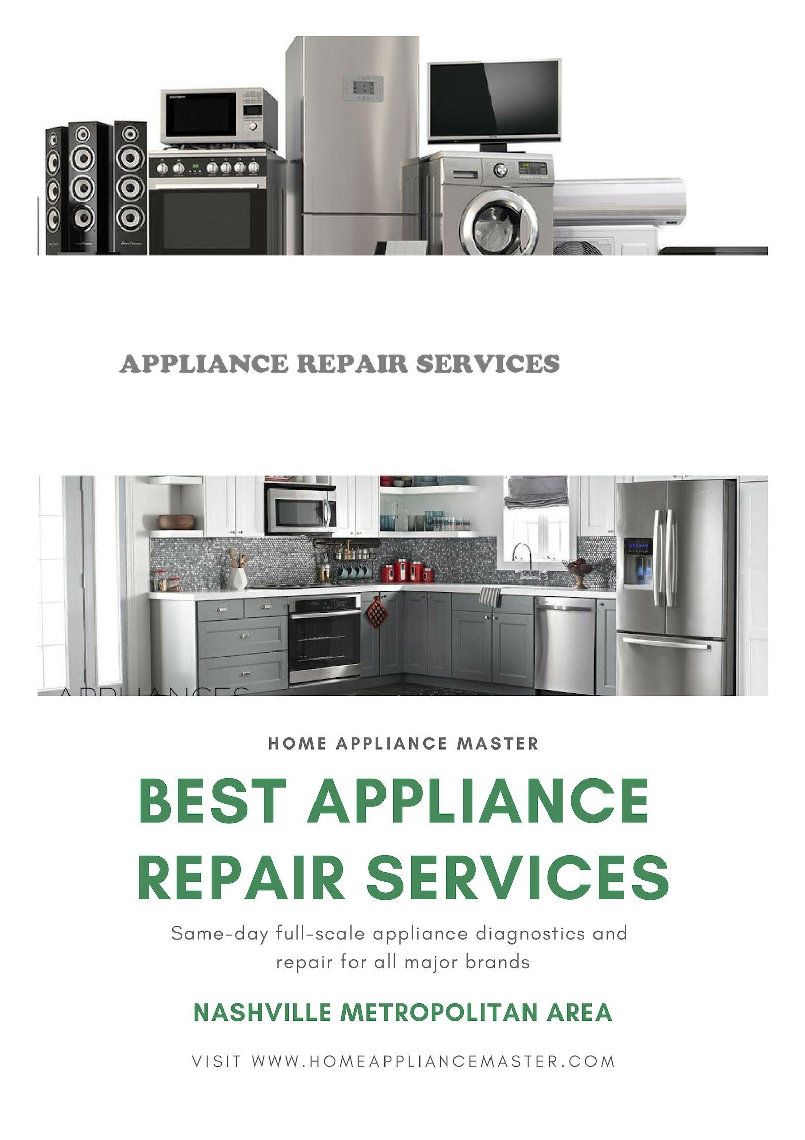 Most Efficient Appliance Repair Service Company Appliance Repair