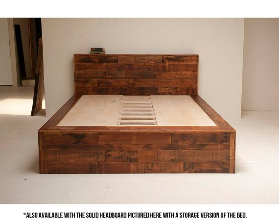 Photo of Shenandoah Platform Bed
