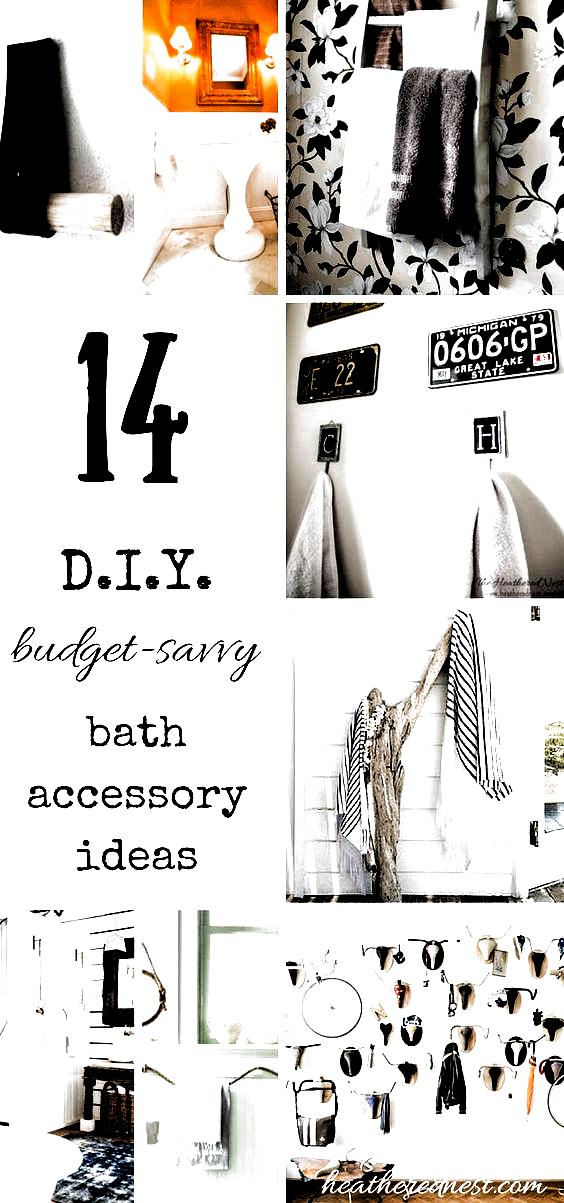 Photo of #Bathroom #Brilliant #Budget #DIY #guest bathroom ideas Apartment #guest