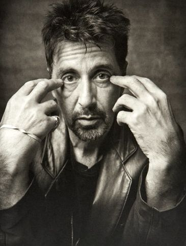 Al Pacino by Mark Seliger, New York City, 1999