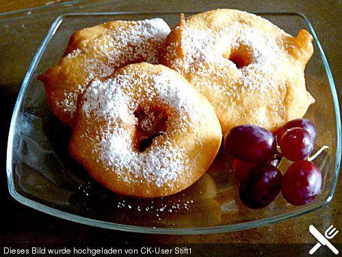 Apfelringe nach Omas Rezept   Köstliches   German baking ...