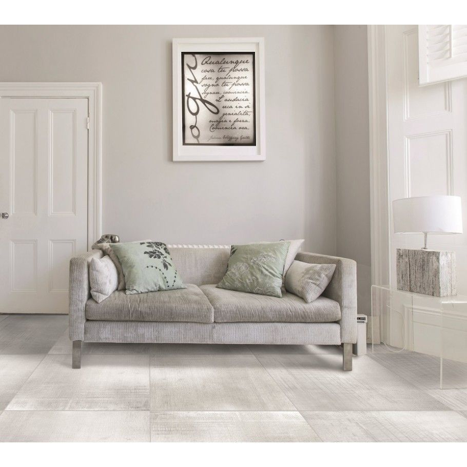 Ristretto 12x24 Ice Porcelain Tile in 2020   White ...